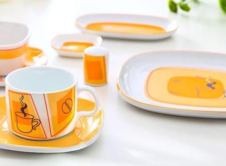 سرویس 8 پارچه صبحانه و عصرانه